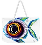 Bubble Fish One Weekender Tote Bag