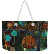 Bubble Tree - Spc01ct04 - Left Weekender Tote Bag