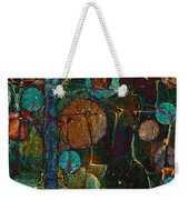 Bubble Tree - Spc01ct04 - Right Weekender Tote Bag