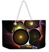Bubble Wedding Weekender Tote Bag