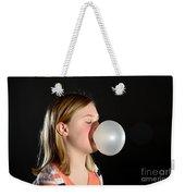 Bubblegum Bubble 2 Of 6 Weekender Tote Bag