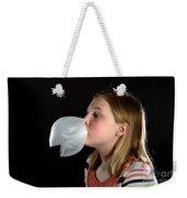 Bubblegum Bubble 4 Of 6 Weekender Tote Bag