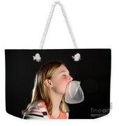 Bubblegum Bubble 5 Of 6 Weekender Tote Bag
