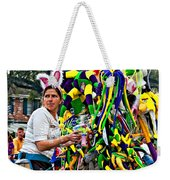 Bubbles And Bunny Ears Weekender Tote Bag