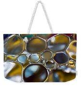 Bubbles II Weekender Tote Bag