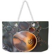 Bubbles V Weekender Tote Bag