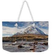 Buchaille Etive Mhor - Glencoe Weekender Tote Bag