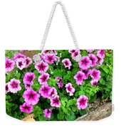 Bucket Of Blooms Weekender Tote Bag