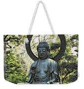 Buddah Weekender Tote Bag