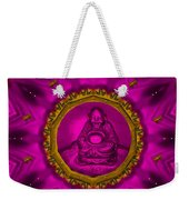 Buddha Also Love The Nature Weekender Tote Bag