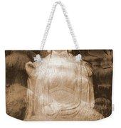 Buddha And Ancient Tree Weekender Tote Bag