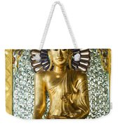 Buddha In Glass Weekender Tote Bag