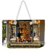 Buddha Shrine Weekender Tote Bag