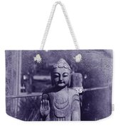 Buddhas Words Weekender Tote Bag