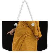 Buddhist Monk 3 Weekender Tote Bag