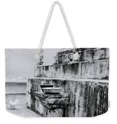 Buddhist Simplicity Weekender Tote Bag