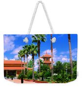 Buddhist Temple Weekender Tote Bag