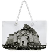 Buddhist Wat Chedi Luang Weekender Tote Bag