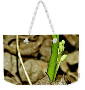 Budding Lilly Weekender Tote Bag
