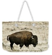 Buff Profile Weekender Tote Bag