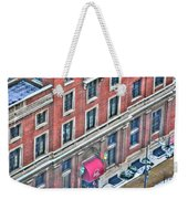Buffalo Athletic Club Downtown Winter Weekender Tote Bag