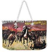 Buffalo Bills Show Weekender Tote Bag