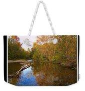 Buffalo Creek Weekender Tote Bag