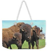 Buffalo Group II Weekender Tote Bag