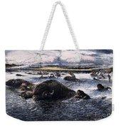 Buffalo Hunt, 1874 Weekender Tote Bag