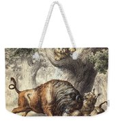 Buffalo & Lynx Weekender Tote Bag