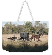 Buggy And Wagon Weekender Tote Bag