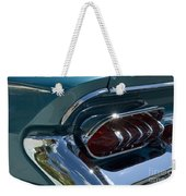 Buick Electra Tail Light Assembly Weekender Tote Bag