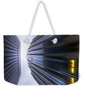 Buildings Abstract Weekender Tote Bag