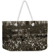 Buildings Weekender Tote Bag