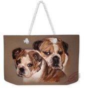 Bulldogs Weekender Tote Bag