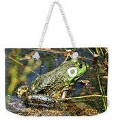 Bullfrog 1 Weekender Tote Bag