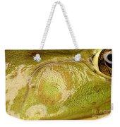 Bullfrog Ear Weekender Tote Bag