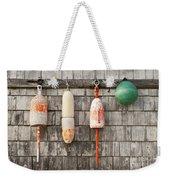 Buoy Shed Weekender Tote Bag
