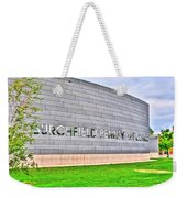 Burchfield Penny Art Center Weekender Tote Bag