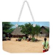 Burma Small Village Weekender Tote Bag