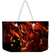 Burning Man Weekender Tote Bag