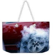 Burnout Weekender Tote Bag