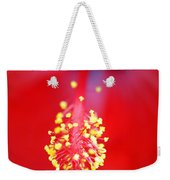 Bursting Towards You Weekender Tote Bag