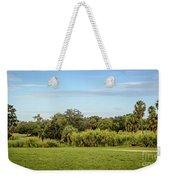 Busch Gardens Landscape Weekender Tote Bag