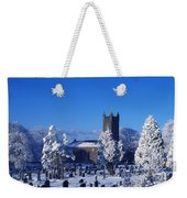 Bushmills Church, County Antrim Weekender Tote Bag