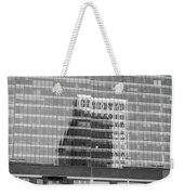 Business Center Weekender Tote Bag