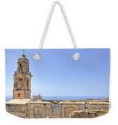 Bussana Vecchia - Liguria - Italy Weekender Tote Bag by Joana Kruse