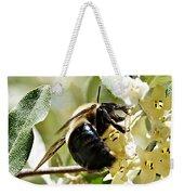 Busy As A Bee Weekender Tote Bag