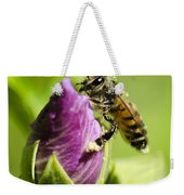 Busy Bee 2 Weekender Tote Bag