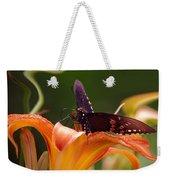 Butterflies Are Free... Weekender Tote Bag